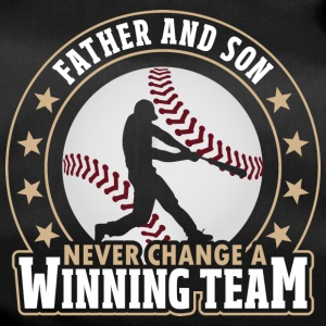 Vader en Zoon - Never change a winning team - Sporttas