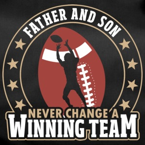 Father And Son - Never Change A Winning Team - Duffel Bag