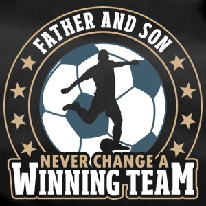 Father and Son - Never Change A Winning Team - Sporttasche