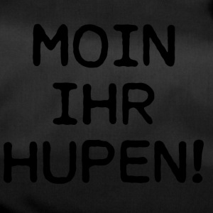 ++ Moin her horns ++ - Duffel Bag