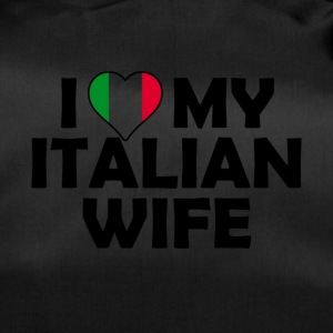 I Love my italian wife - Duffel Bag