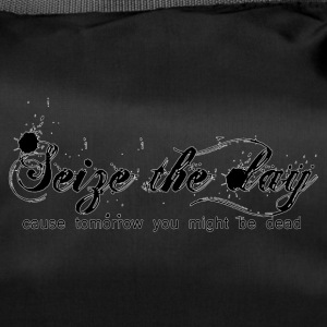 Seize the Day tee - Buffy - Duffel Bag