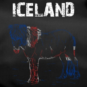 Nation-Design IJsland Paard - Sporttas