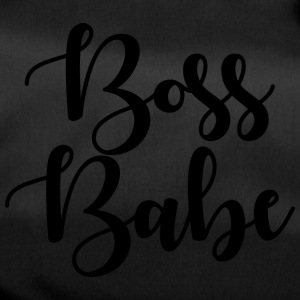 Boss Babe Print - Duffel Bag