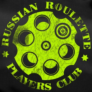 Russian Roulette Players Club Neon Vintage - Duffel Bag