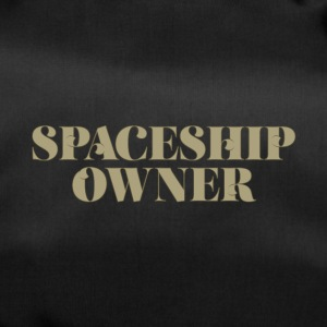 Spaceship Owner - Science-Fiction - Sporttasche