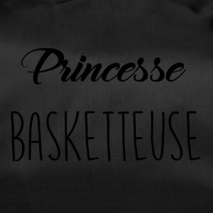 princesse basketteuse - Sac de sport