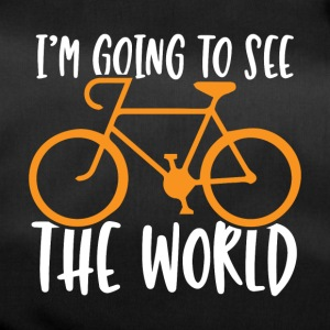 I´m going to see the world - Sporttasche