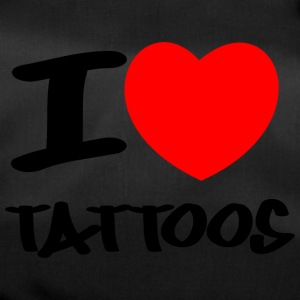 I love Tattoos - Sporttasche