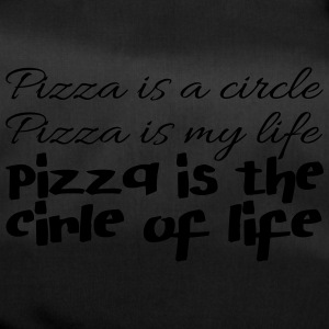 Circle of Life: Pizza!!! - Sporttasche