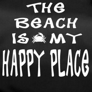 The Beach is my Happy Place - Duffel Bag