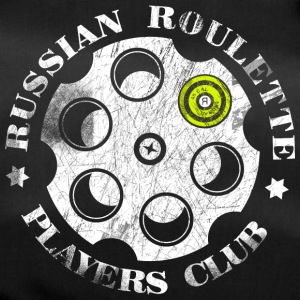 Russisk Roulette Players Club - Sportstaske