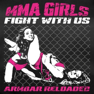 MMA Girls - Fight Wear - Arti marziali - Mix BJJ - Borsa sportiva