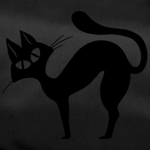 Black cat - Duffel Bag