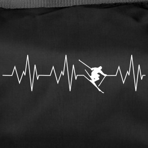Heart beat ski - Duffel Bag