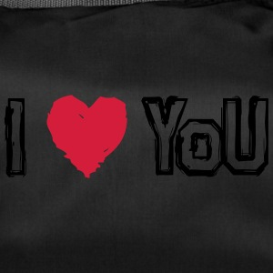 I LOVE U - Duffel Bag