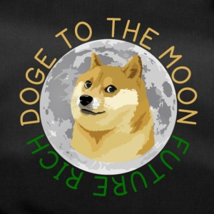 DOGE TO THE MOON - Duffel Bag