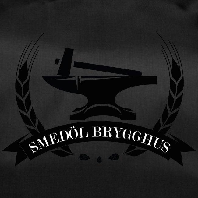 Smedöl Brygghus Logga Svart