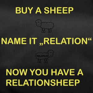 relation Sheep - Sac de sport