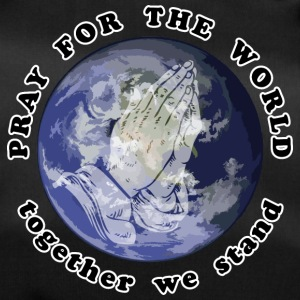 Pray For The World - Sporttasche