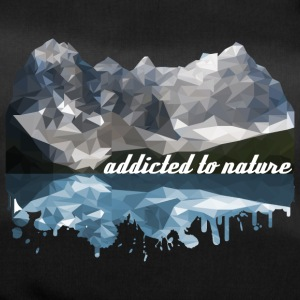 addicted to nature - Duffel Bag