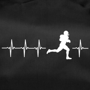 I love football américain (American Football) - Sac de sport