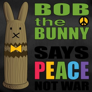 Bob Says Peace - Duffel Bag