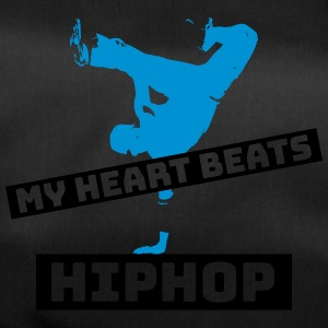 My heart beats HIPHOP - Duffel Bag