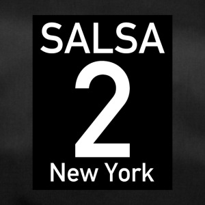 Salsa On2 New York - on DanceShirts - Duffel Bag