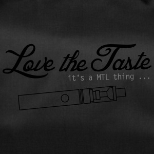 Love the Taste - MTL Motiv - Sporttasche