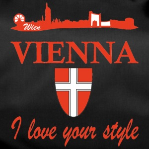 Vienna I love your style - Duffel Bag