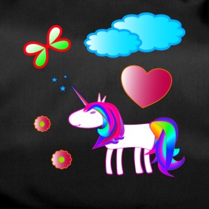 Magic Unicorn - Sportstaske