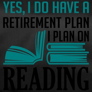 Plan on Reading Retirement - Duffel Bag
