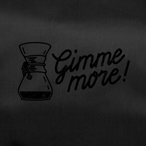 Gimme more! Coffee print - Sporttasche