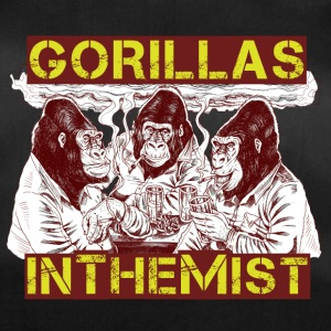 GORILLAS IN THE MIST - Duffel Bag
