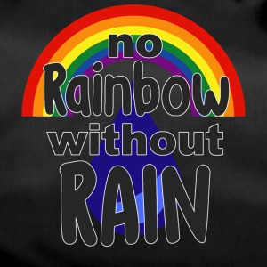 No Rainbow without Rain - Duffel Bag