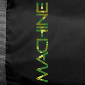 MACHINE - Sac de sport