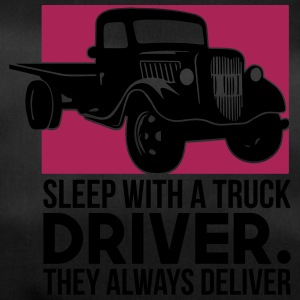 Sleep with a truck driver - Duffel Bag