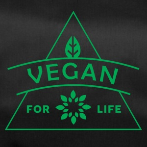 VEGAN FOR LIFE - Sporttasche