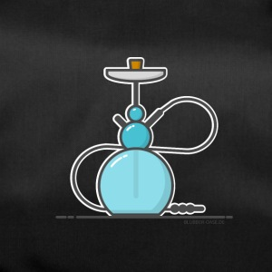 Shisha Light Blue 01 - Sportsbag