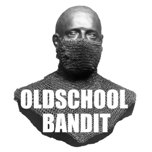 Oldschool Bandit - Sporttasche
