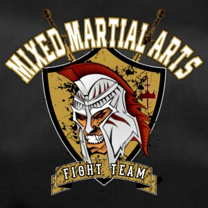 MMA Fight Team T-shirt / te - Sportväska
