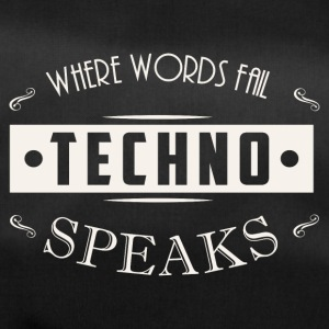 where word fail techno speaks - Duffel Bag