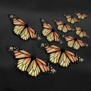 Monarch Butterfly - Swarm - Sportstaske