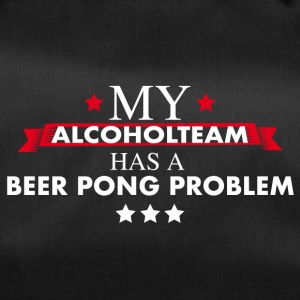 Beer Pong Alcohol Team - Sporttasche