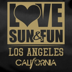Love, Sun & Fun · Los Angeles · California - Duffel Bag