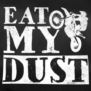 EAT MY DUST - Borsa sportiva
