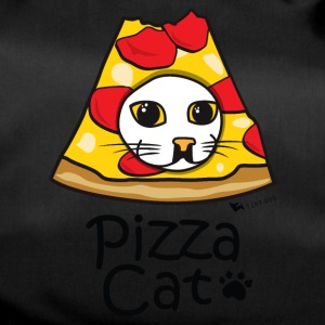 Pizza Cat - Borsa sportiva