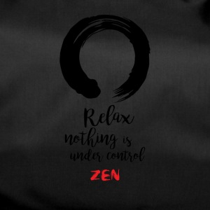 The Zen Circle - Duffel Bag