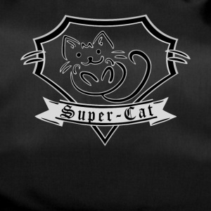 Super Cat T-shirt - Sportstaske